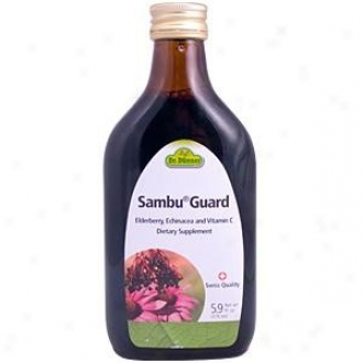 Flora's Sambuguard 6oz