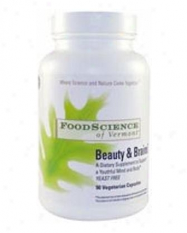 Foodscience's Beauty & Brains 90caps