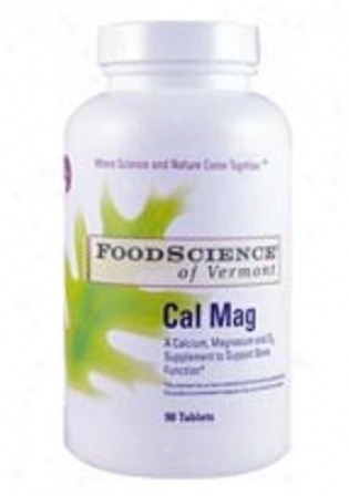 Foodscience's Cal-mag 90tabs