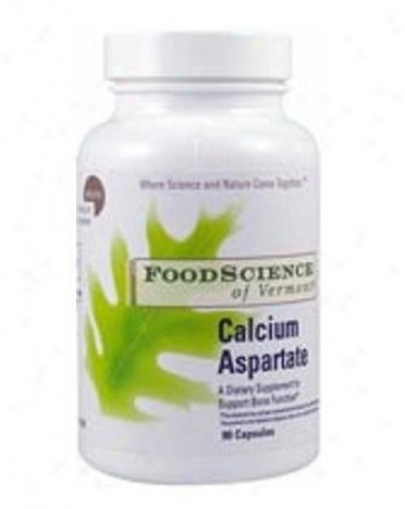 Foodscience's Calciym Aspartate+ 90caps