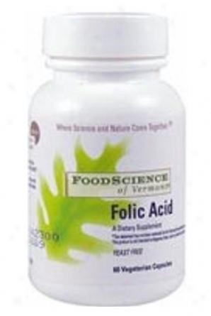 Foodscience's Folic Acid 60capps