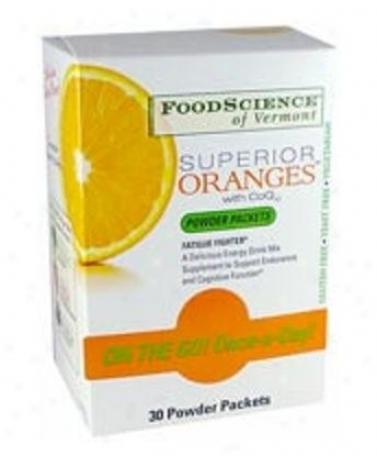 Foodscience's Of higher rank Oranges 15pkts