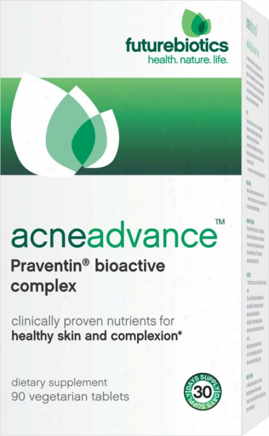 Futurebiotics Acneadvance Acne Skin Formula 90vcaps