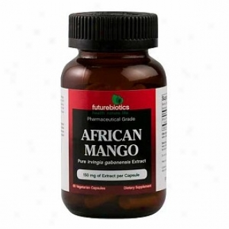 Futurebiotics African Mango 150mg 60vcaps