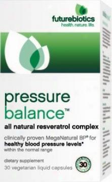 Futurebiotics Pressure Balance Blood Pressure 30caps