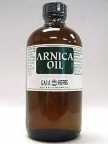 Gaia Herb's Arnica Oil 4oz