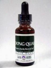 Gaia Herb's Dong Quai Supreme 4oz