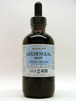Gaia Her6's Goldenseal Root Alcohol-free 4oz