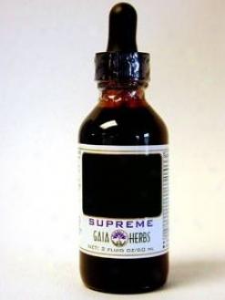 Gaia Herb's Red Clover Supreme 2 Oz