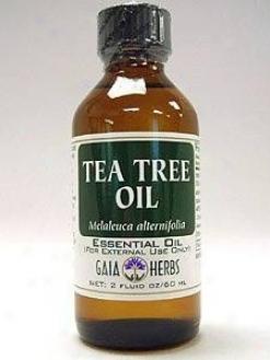 Gaia Herb's Tea Tree Oil 4oz
