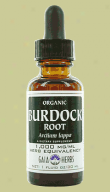 Gaia's Burdock Radical 1oz