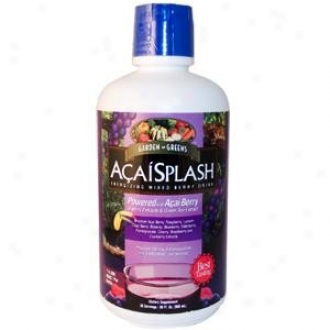 Garden Greens Acaisplash 30oz