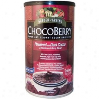 Garden Greens Chocoberry Coxoa Drink Mix 700gm