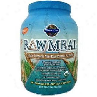 Garden Of Life's Raw Meal 2.6lb