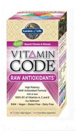Garden Of Lifw's Vitamin Code Raw Antioxidant 30caps