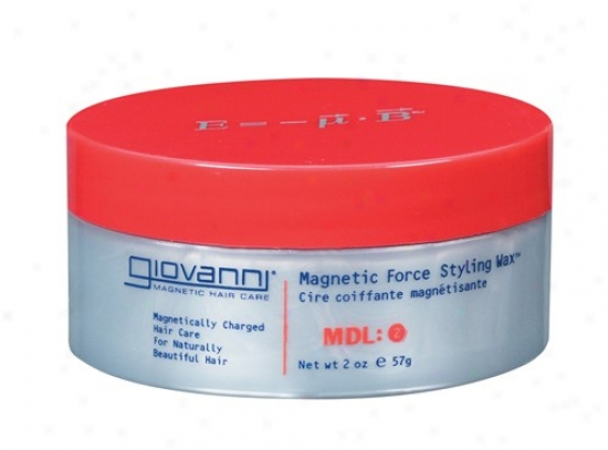 Giovanni's Mganetic Style Wax 2oz