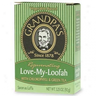 Grandpa's Soap Luv-my Loof 3.25oz