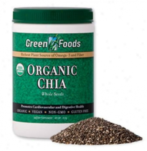 Green Foods Radical Chia 450gm