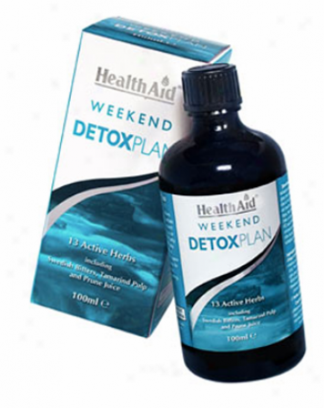 Health Aid's 2 Day Detox Plan 3.38 Fl Oz
