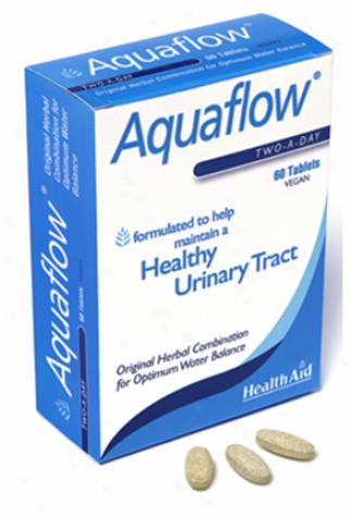 Health Aid's Aquaflowã¿â¿â¾ 60tas