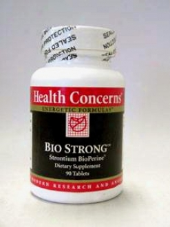 Health Concern's Biostrong 90 Tabs