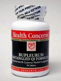 Health Concern's Bupleurum Entangled Qi 90 Tabs