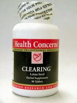 Health Concern's Clearing 90 Tabs