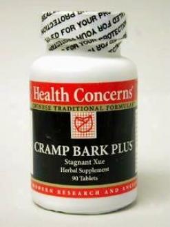 Health Concern's Cramp Bark Plus 90 Tabs