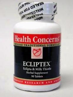 Health Concern's Ecliptex 750 Mg 90 Tabs