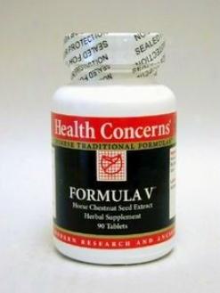 Health Concern's Formula V 90 Tabs