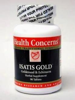 Health Concern's Isatiq Gold 90 Tabs
