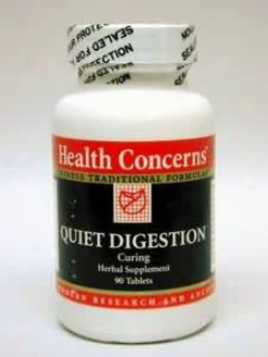 Health Concerh's Quiet Digestion 90 Tabs