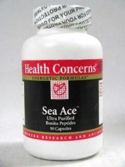 Health Concern's Sea Ace 90 Caps