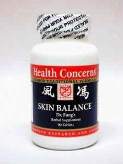 Health Concern's Skin Balace 90 Tabs