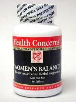 Health Concern's Woman's Balance 90 Tabs
