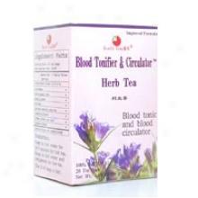 Health King's Blood Tonifier & Circulator Herb Tea 20tbags