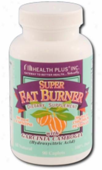 Health Plus Super Fat Burner W/garcinia Cambogia 90caps