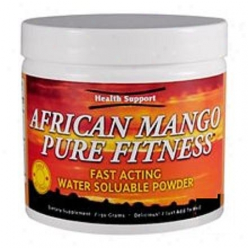 Health Supoort's African Mango Pire Fitness 150gm (5.3 Oz)