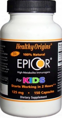 Healthy Origin's Epicor For Kids 125mg 150caps