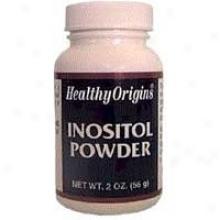 Wholesome Origin's Inositol Powder 2oz