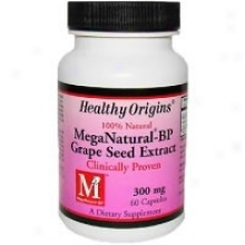 Healthy Origin's Meganatural-bp 150 Mg 60 Cap