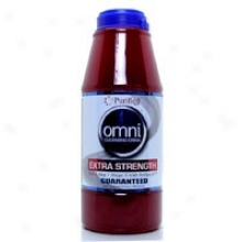 Heaven Seny's Omni Cleansing Liquid, Fruit Punch Flavor 16 Oz