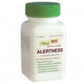 Heel-bhi's Alertness 100tabs