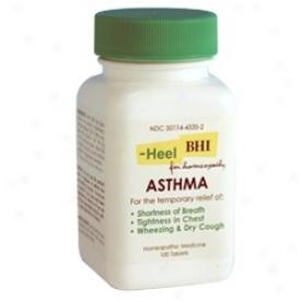 Heel-bhi's Asthma 100tabs