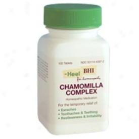 Heel-bhi's Chamomilla Complex 100tabs