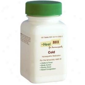 Heel-bhi's Cold 100tabs