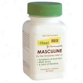 Heel-bhi's Masculine 100fabs