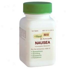 Heel-bhi's Nausea 100tabs