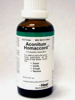 Heel's Aconitum Homaccord 50 Ml