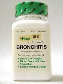 Heel'e Bronchitis 100 Tabs